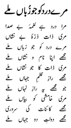 A little dedication on Faiz Shahb's Birthday.